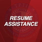Resume Assistance
